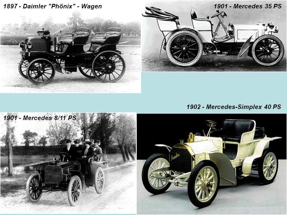 1897 - Daimler Phönix - Wagen