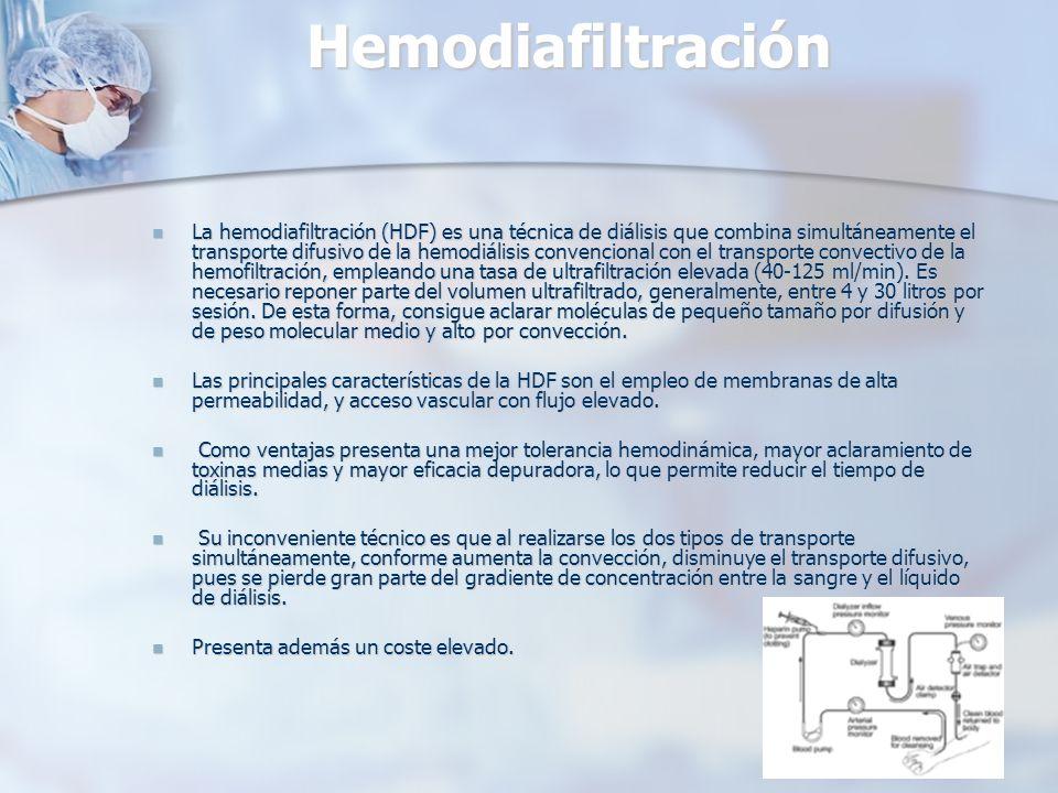 Hemodiafiltración