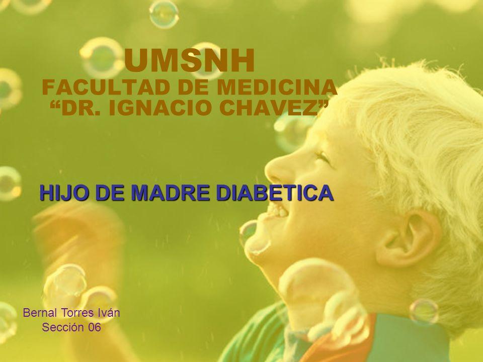 UMSNH FACULTAD DE MEDICINA DR. IGNACIO CHAVEZ