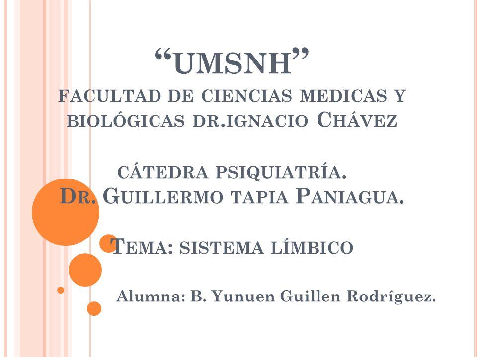 Alumna: B. Yunuen Guillen Rodríguez.