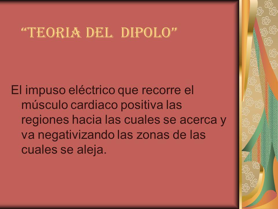 TEORIA DEL DIPOLO