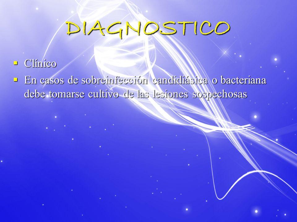 DIAGNOSTICOClínico.