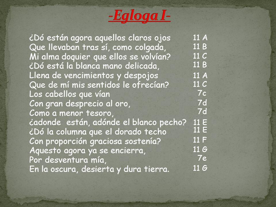 -Egloga I- 11 A.