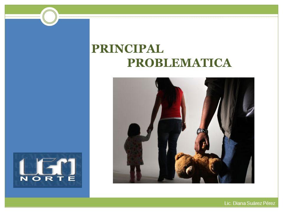 PRINCIPAL PROBLEMATICA