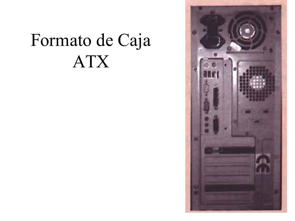 Formato de Caja ATX