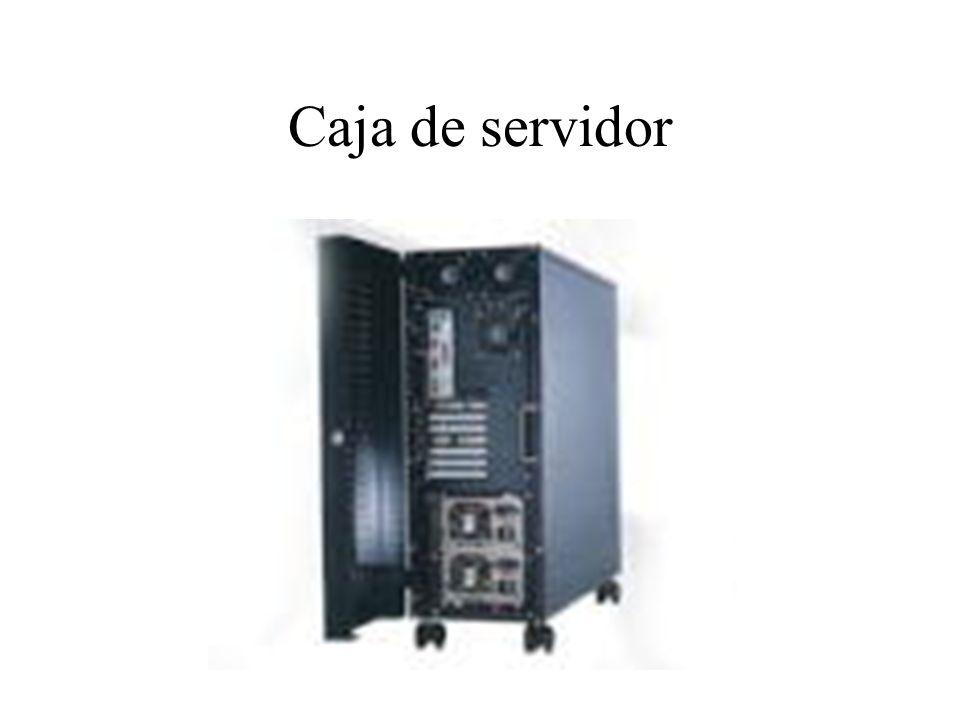 Caja de servidor