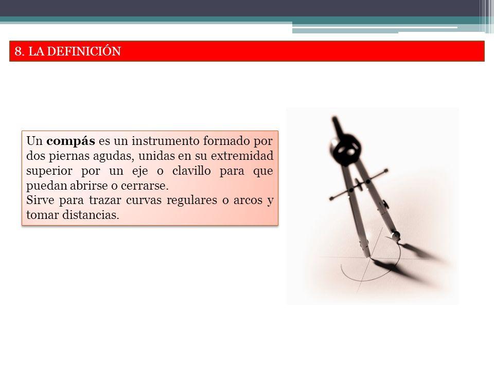 8. LA DEFINICIÓN