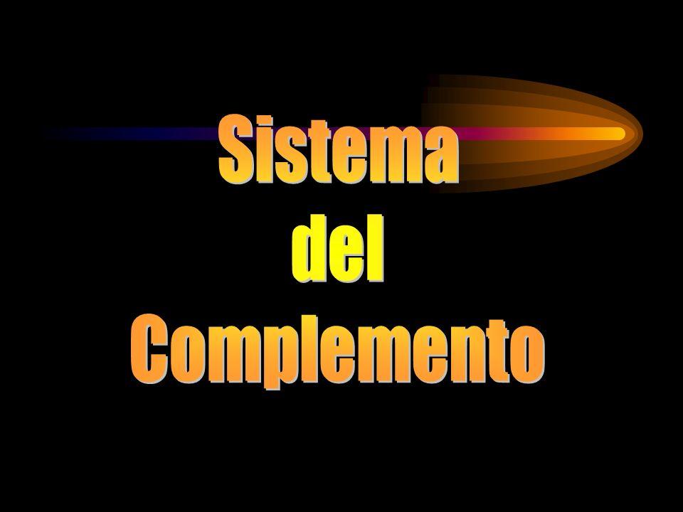 Sistema del Complemento