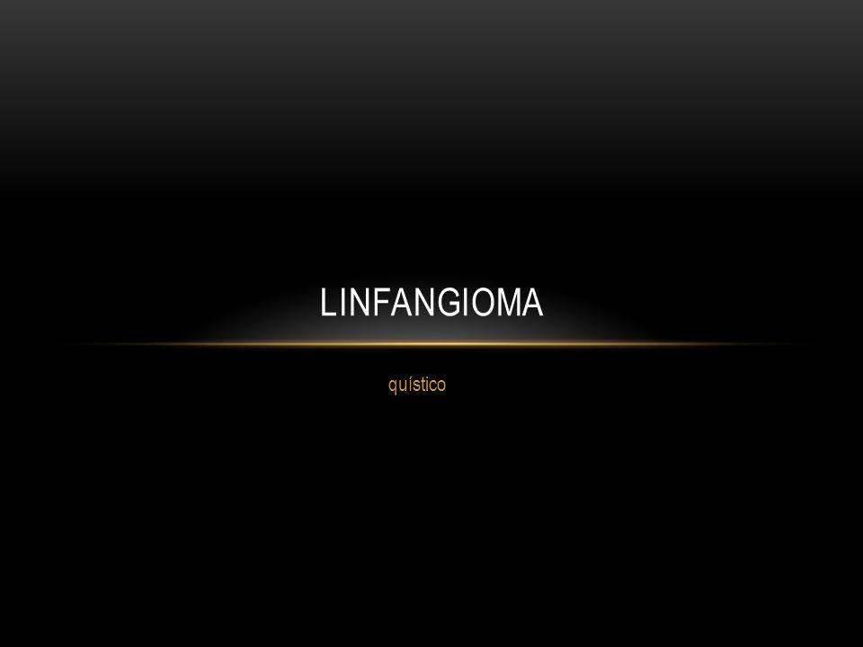 Linfangioma quístico