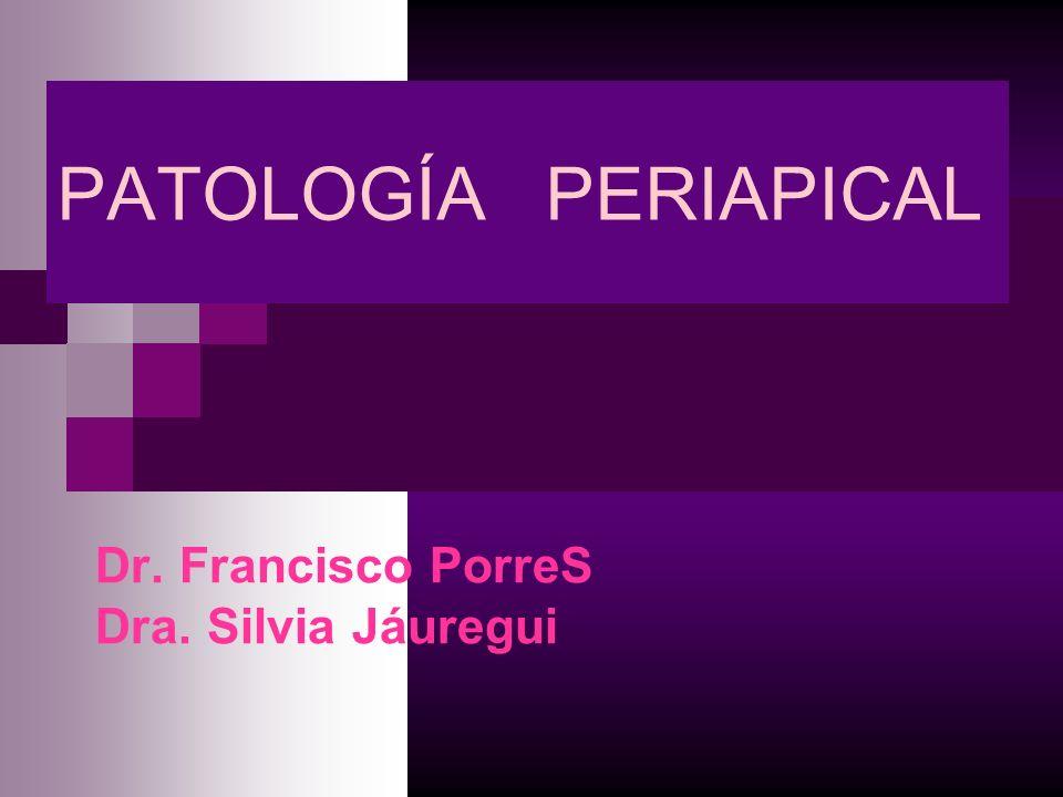 Dr. Francisco PorreS Dra. Silvia Jáuregui