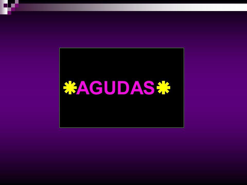 AGUDAS