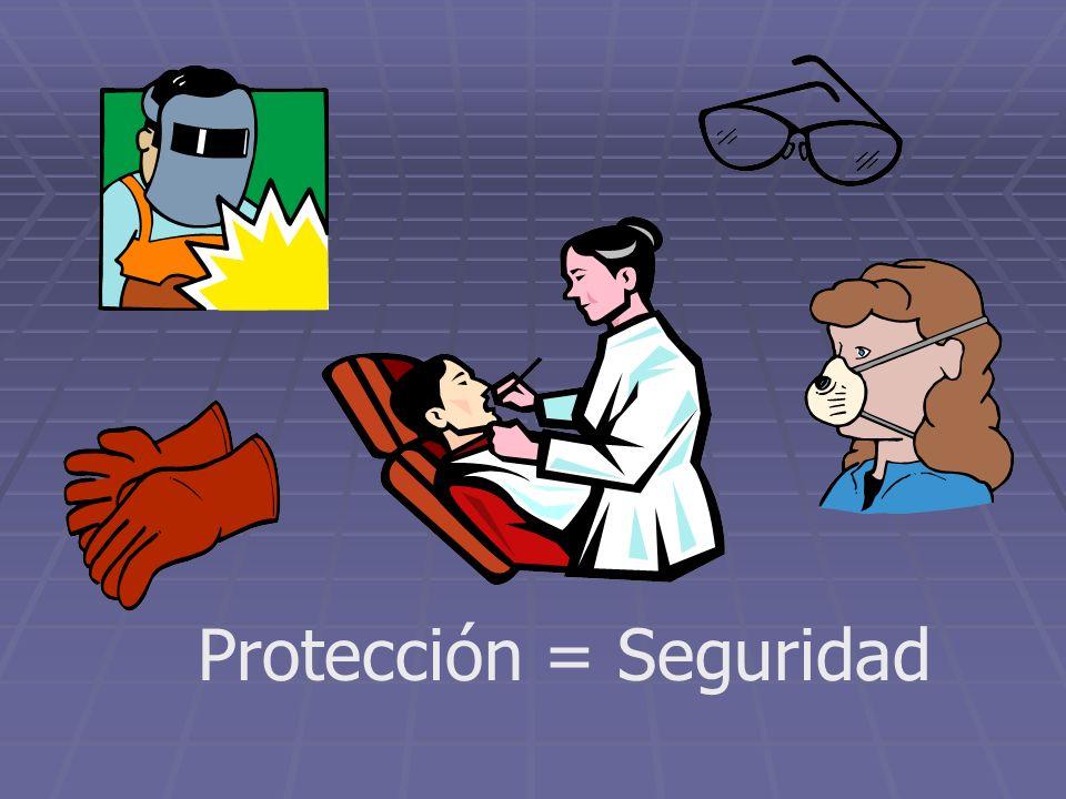 Protección = Seguridad