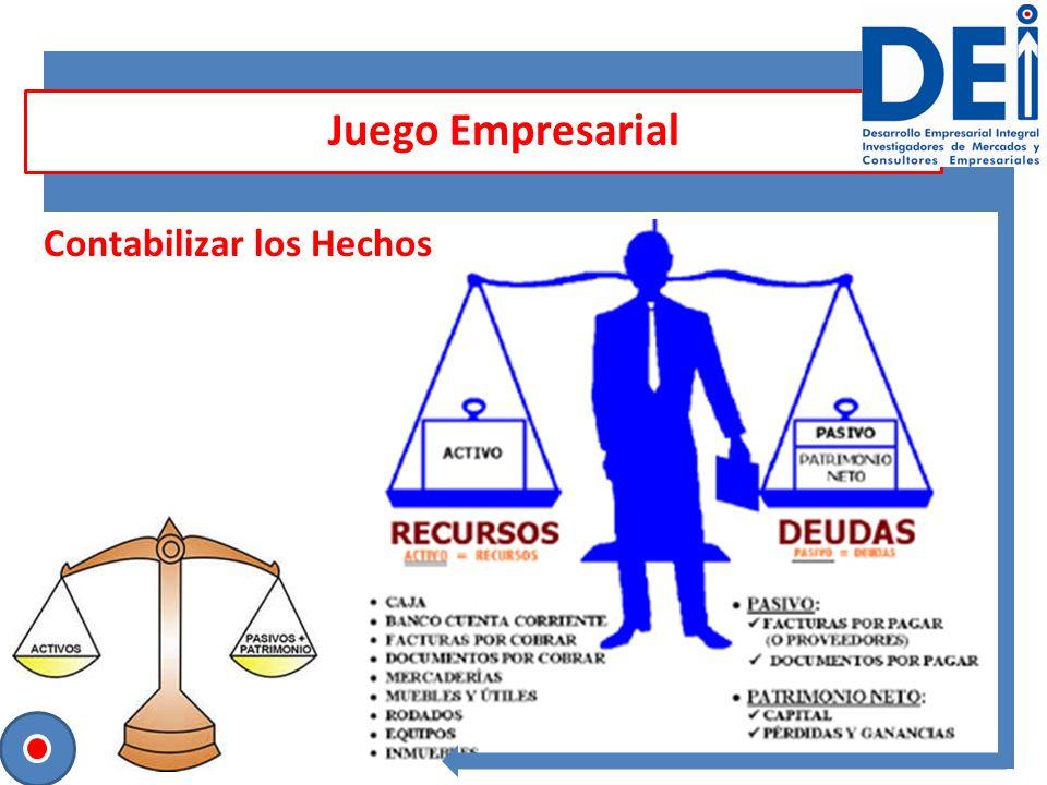 Juego Empresarial Contabilizar los Hechos 5