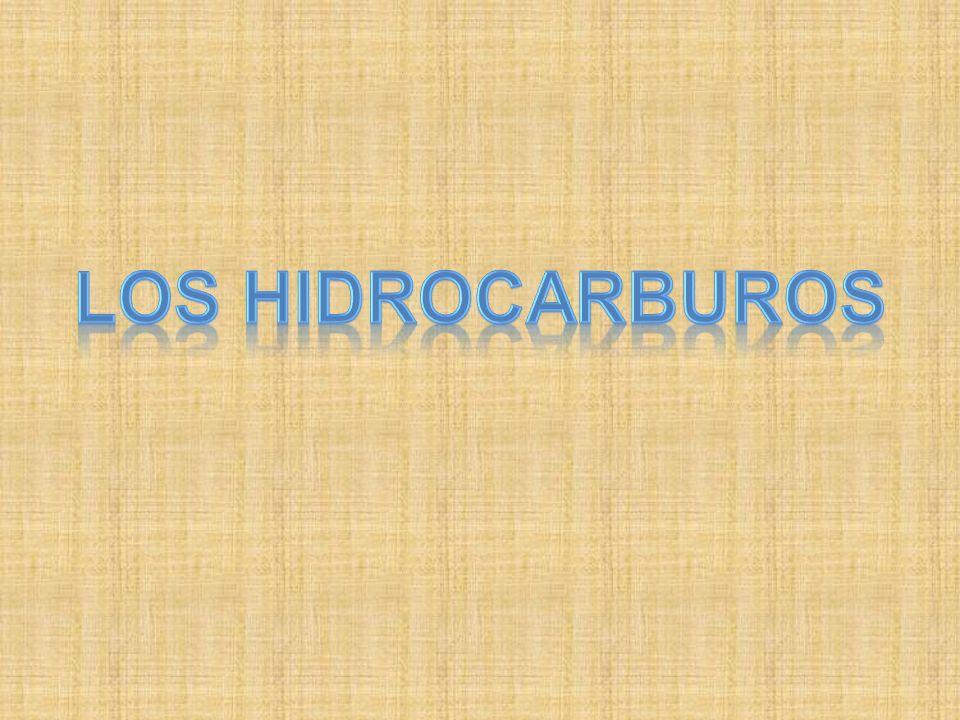 LOS HIDROCARBUROS