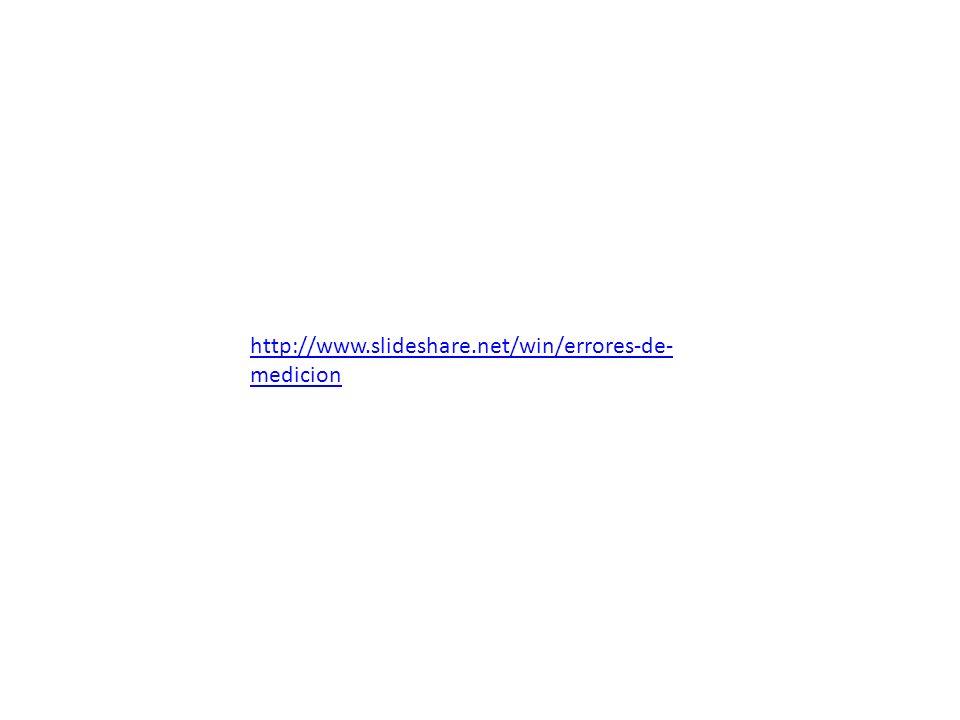 http://www.slideshare.net/win/errores-de-medicion