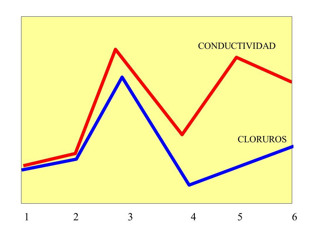 CONDUCTIVIDAD CLORUROS.