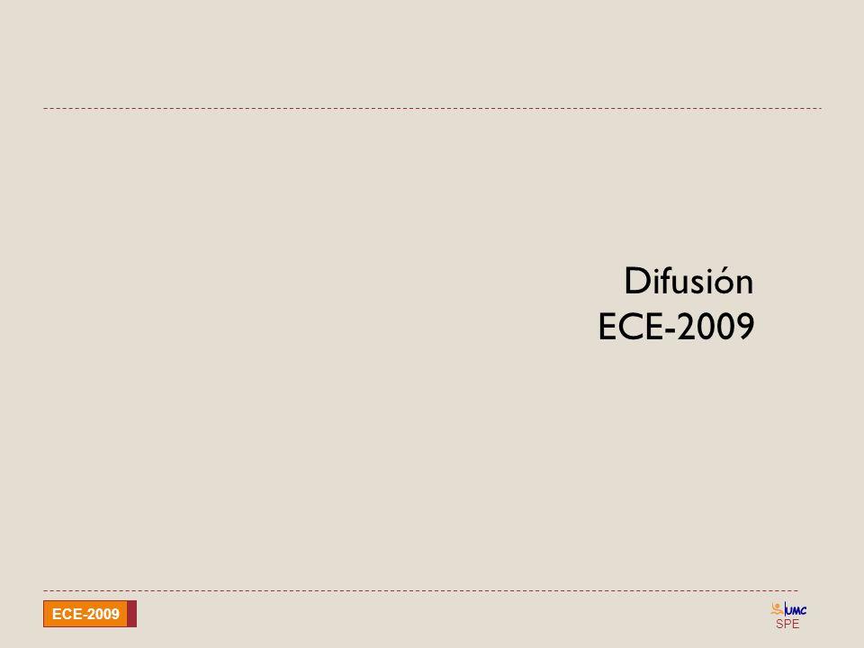 Difusión ECE-2009