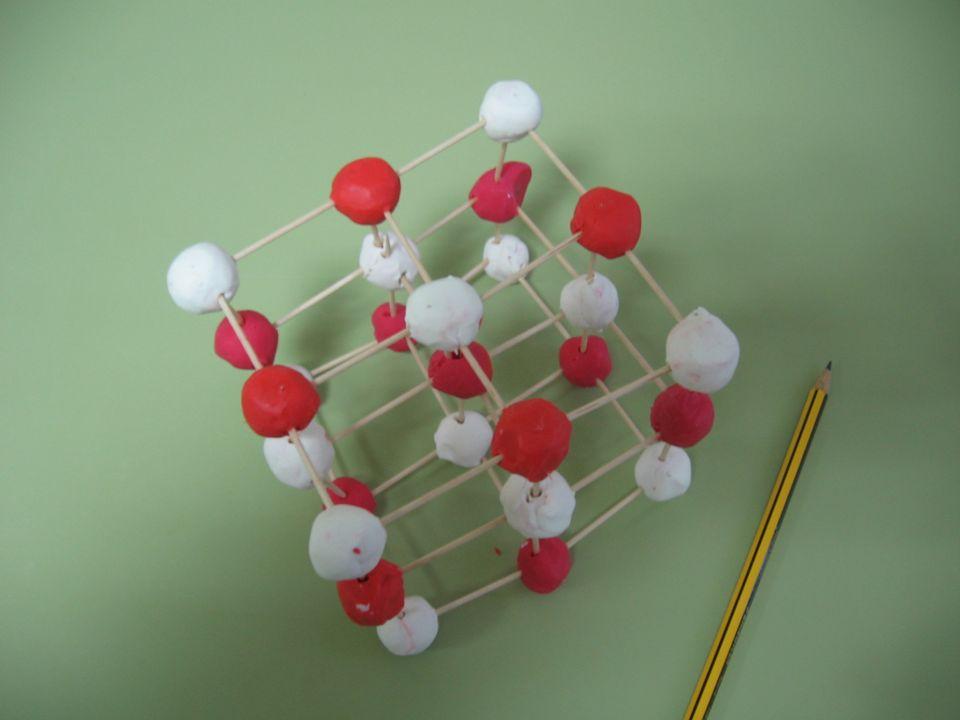 Manualidades en clase de ciencias: plastilina.
