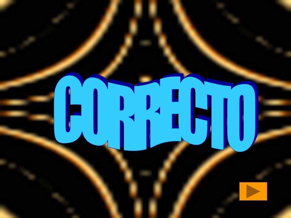 CORRECTO