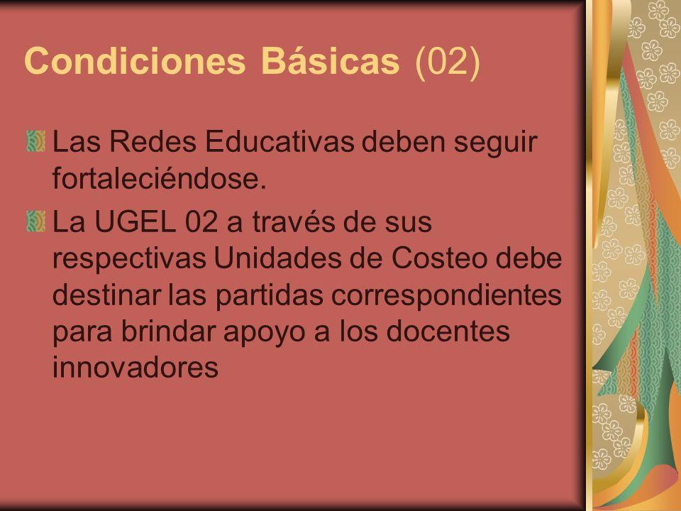 Condiciones Básicas (02)