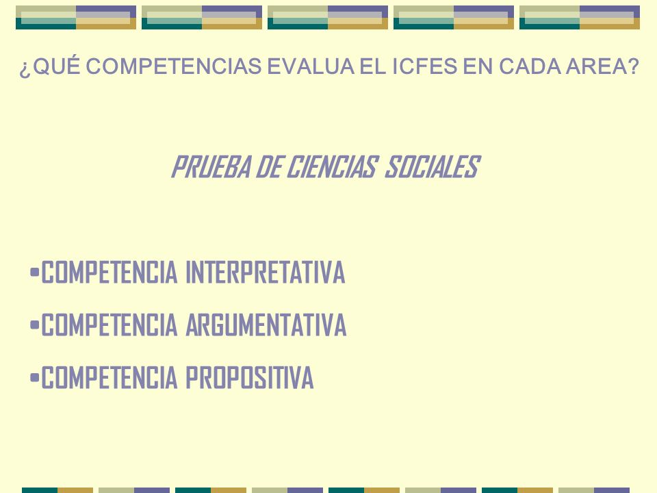 PRUEBA DE CIENCIAS SOCIALES
