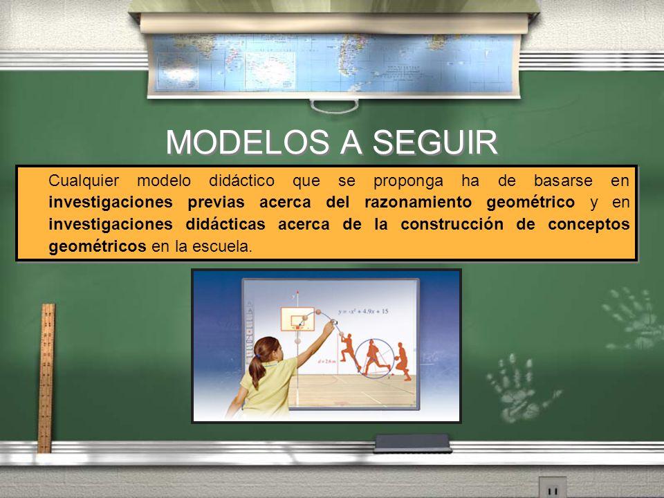 MODELOS A SEGUIR
