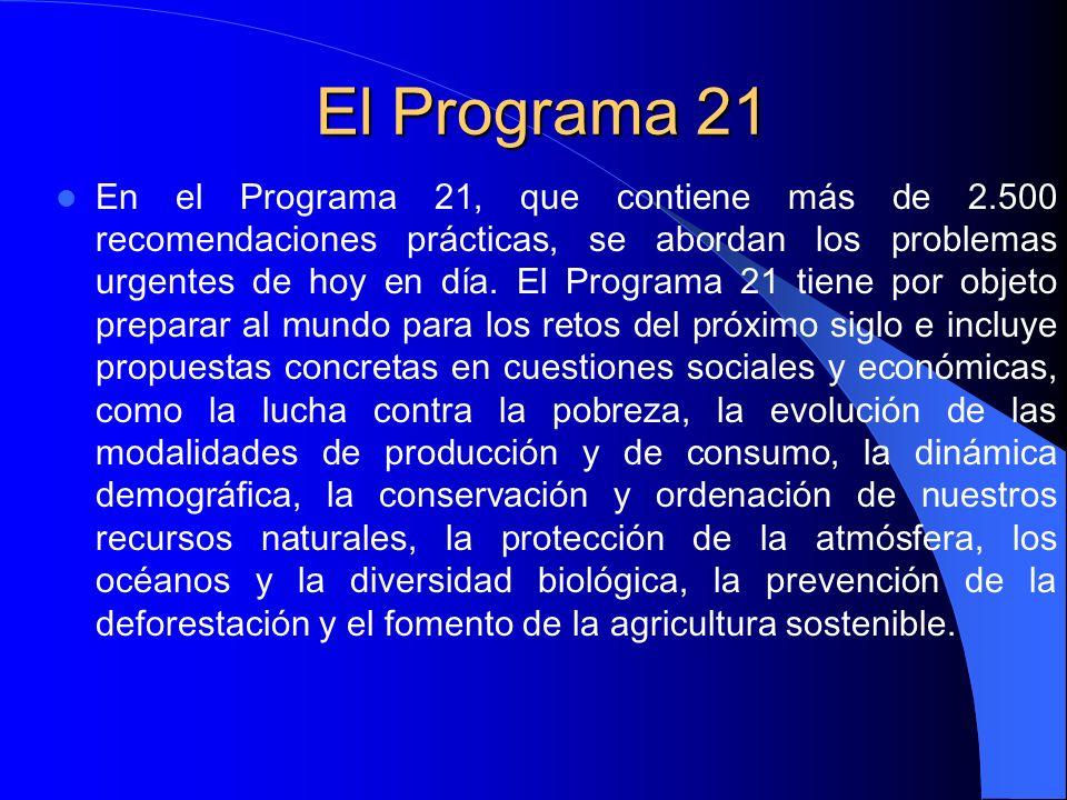 El Programa 21