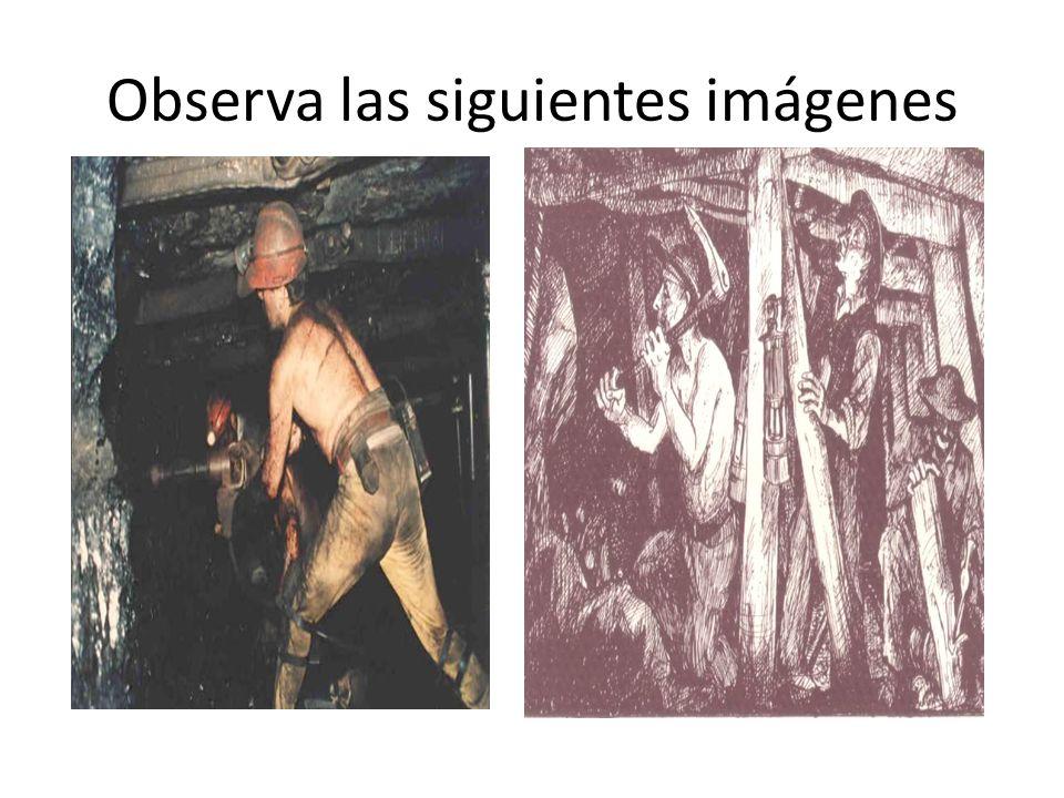 Observa las siguientes imágenes