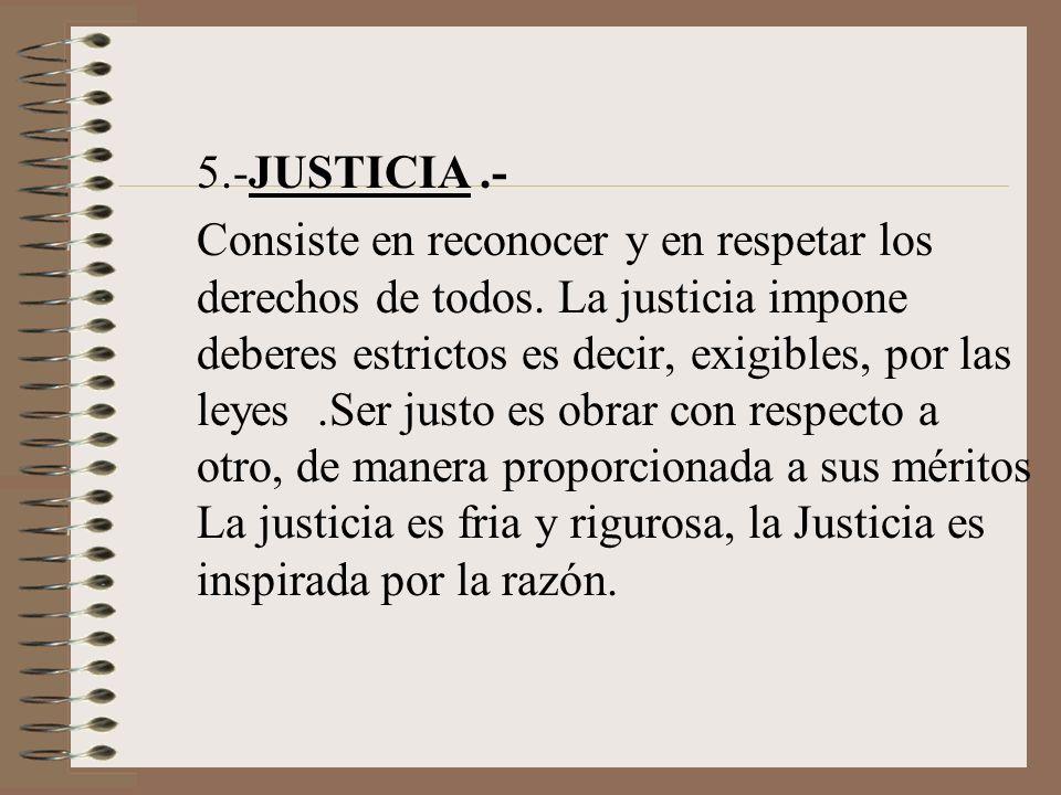 5.-JUSTICIA .-