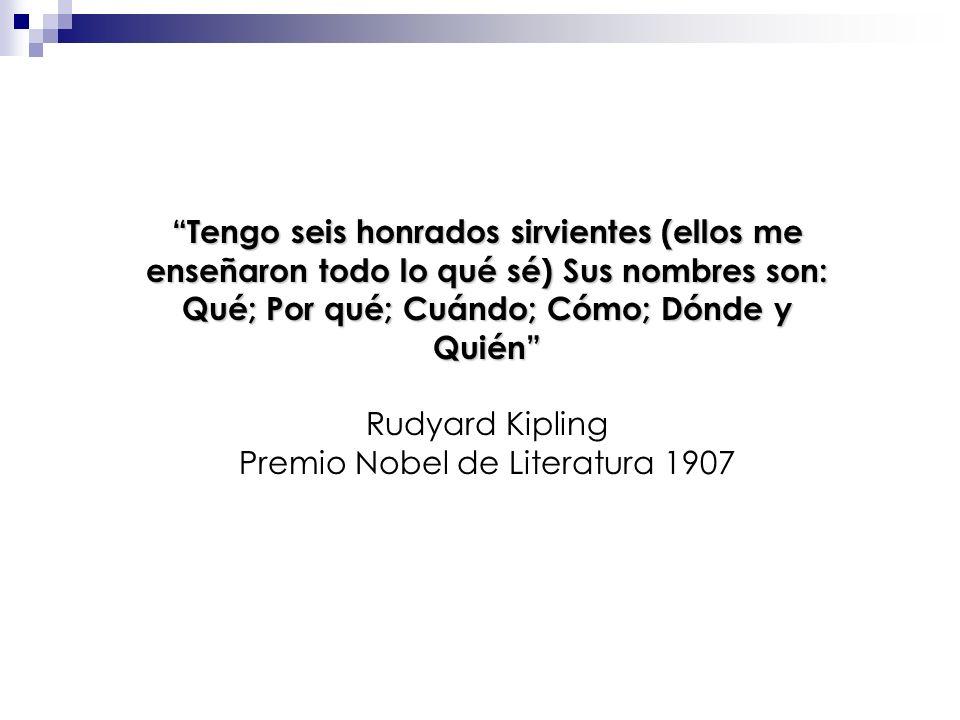 Premio Nobel de Literatura 1907