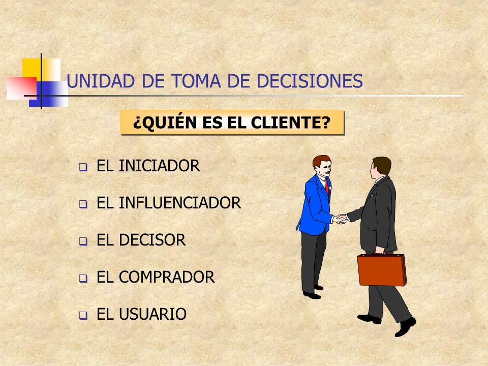 UNIDAD DE TOMA DE DECISIONES