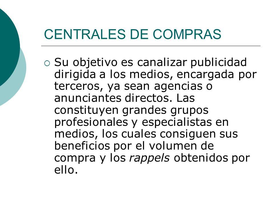 CENTRALES DE COMPRAS