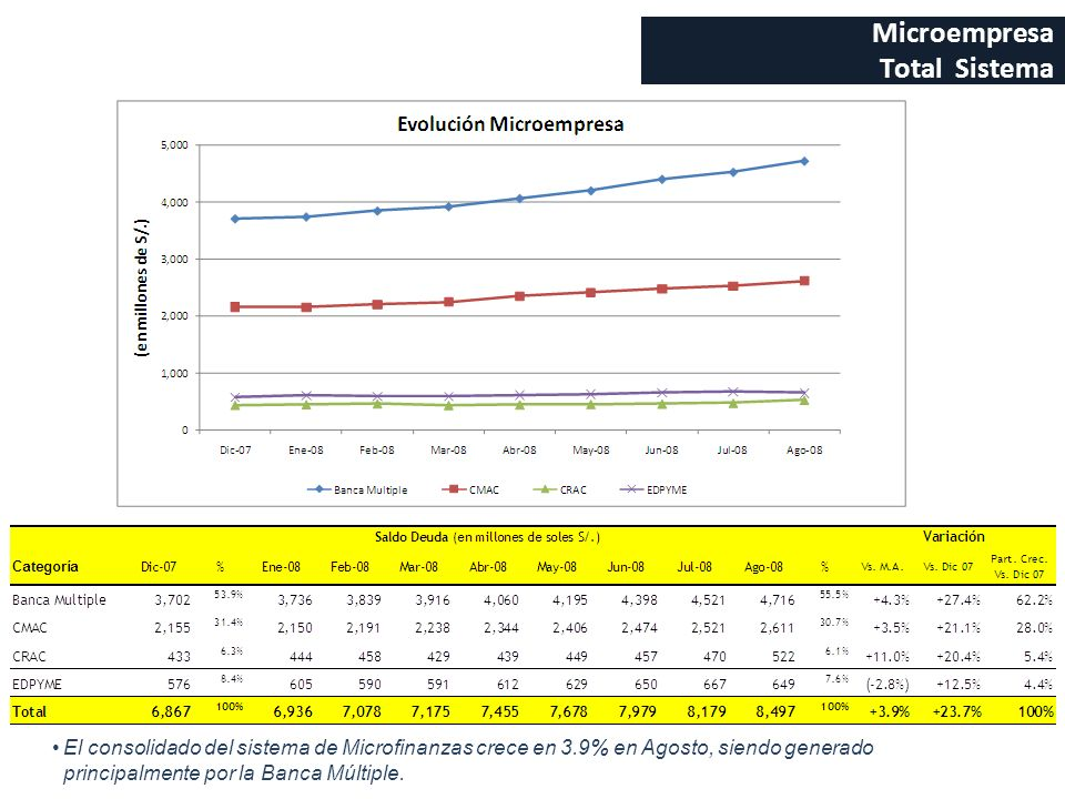 Microempresa Total Sistema