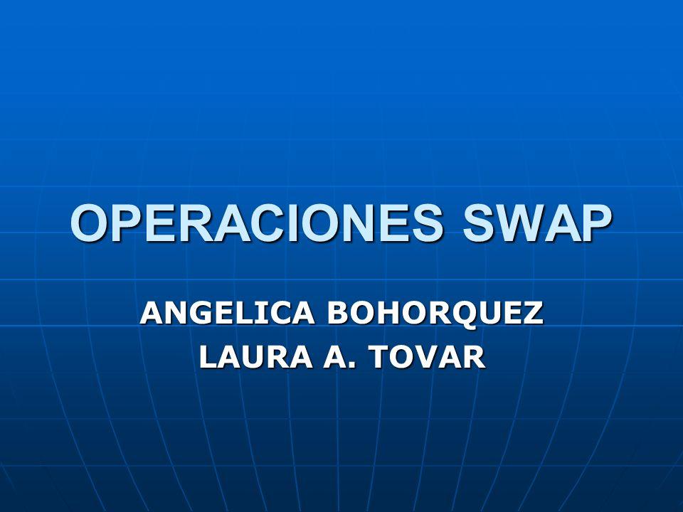 ANGELICA BOHORQUEZ LAURA A. TOVAR