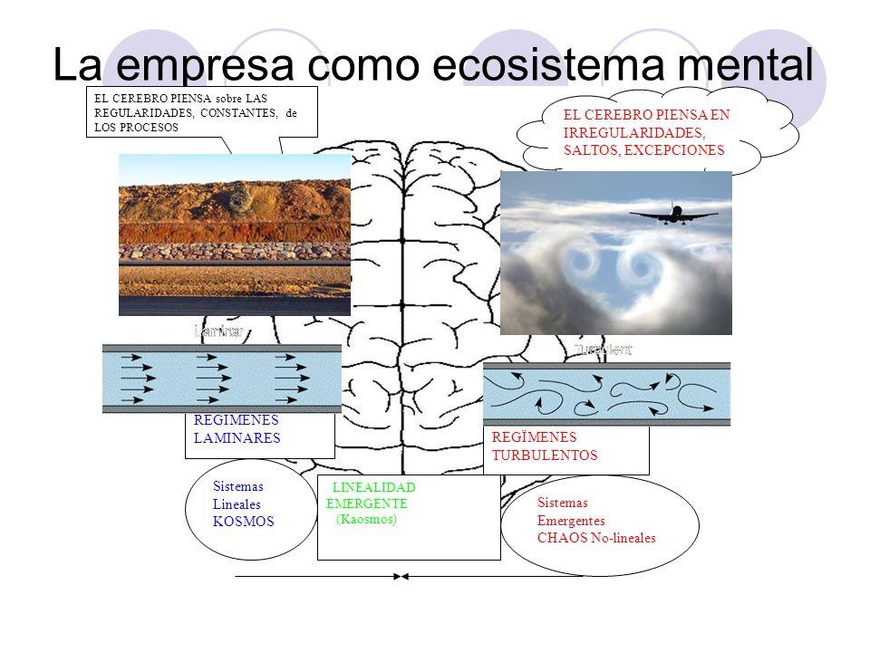 La empresa como ecosistema mental