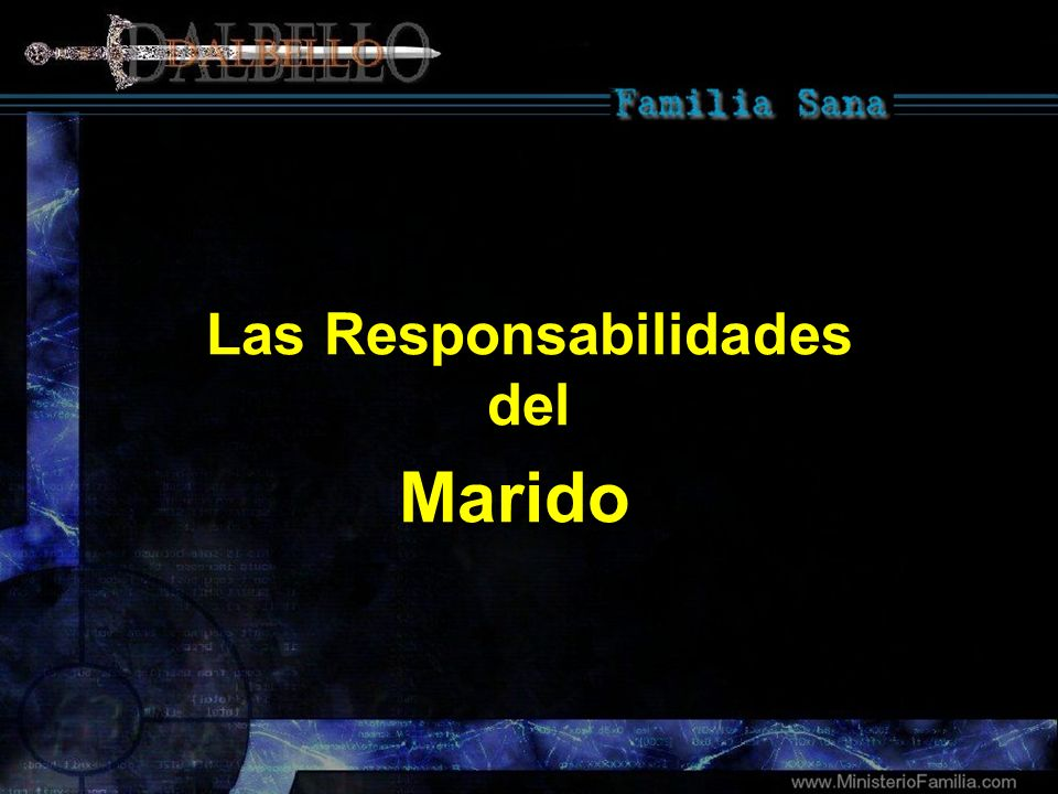Las Responsabilidades del