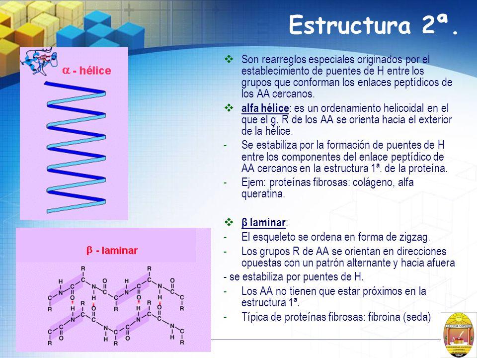 Estructura 2ª.