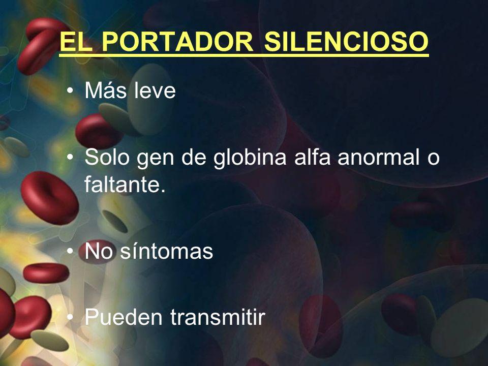 EL PORTADOR SILENCIOSO