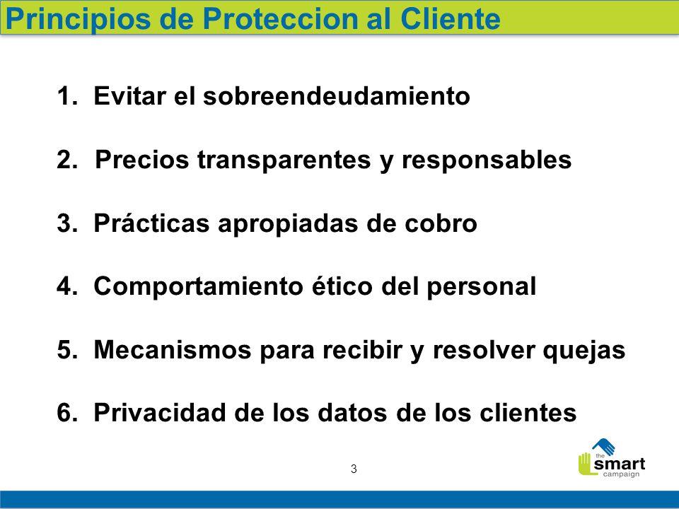 Principios de Proteccion al Cliente
