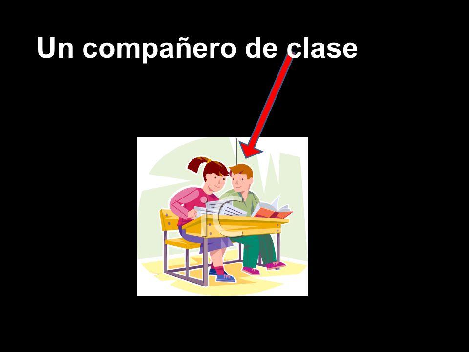 Un compañero de clase