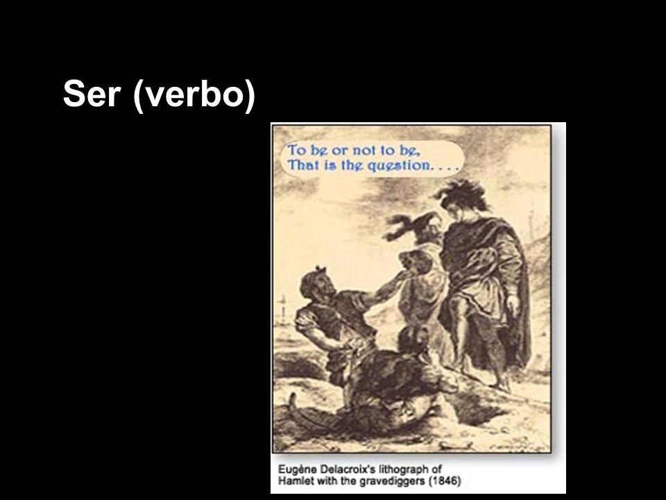 Ser (verbo)