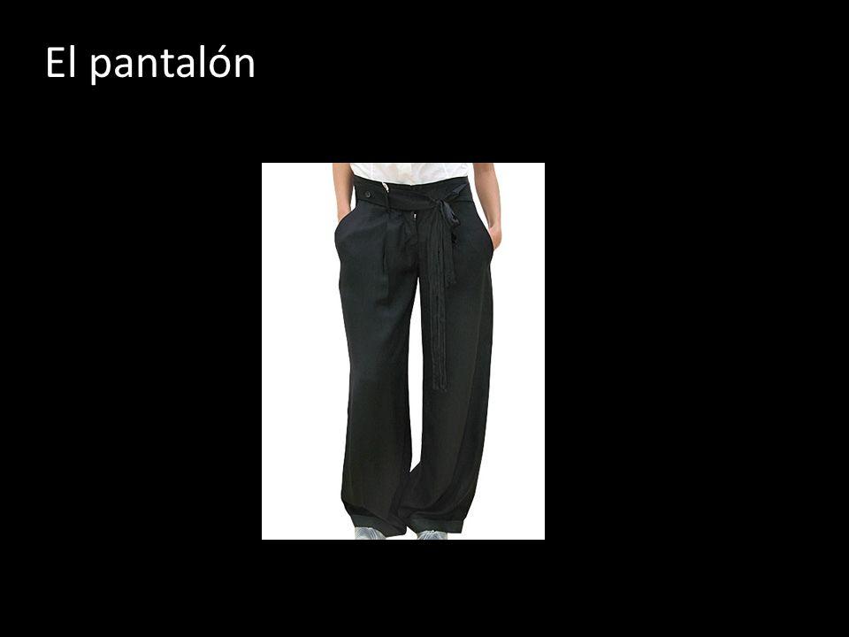 El pantalón
