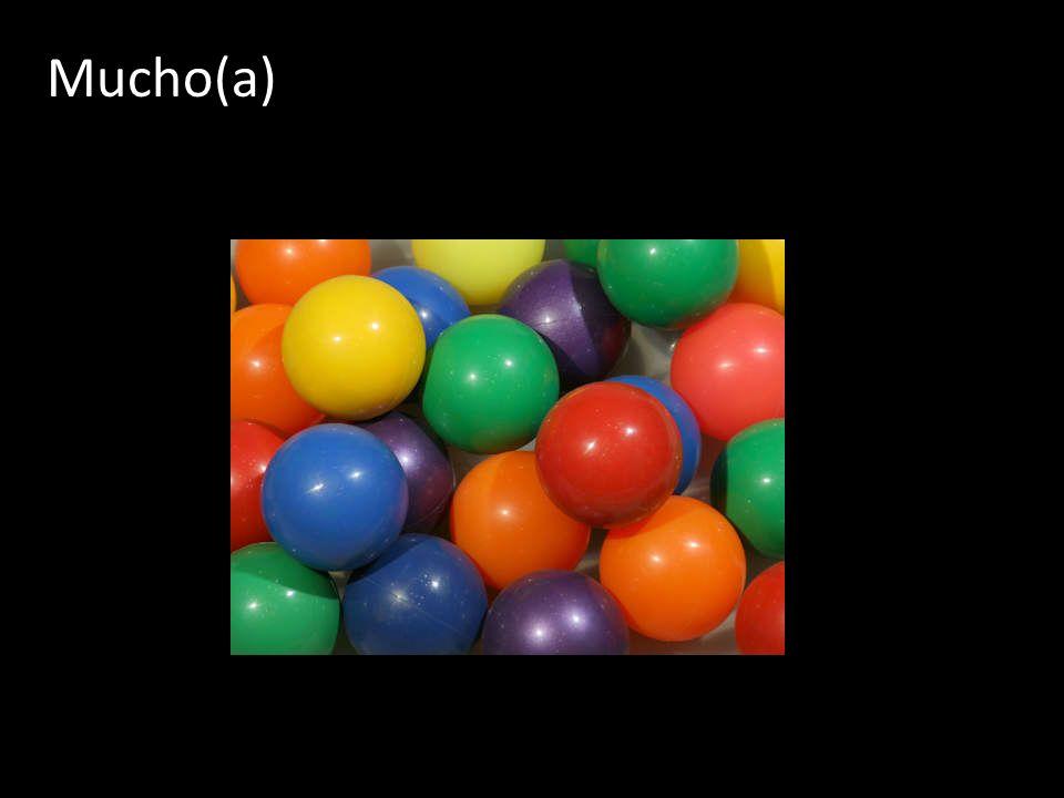 Mucho(a)