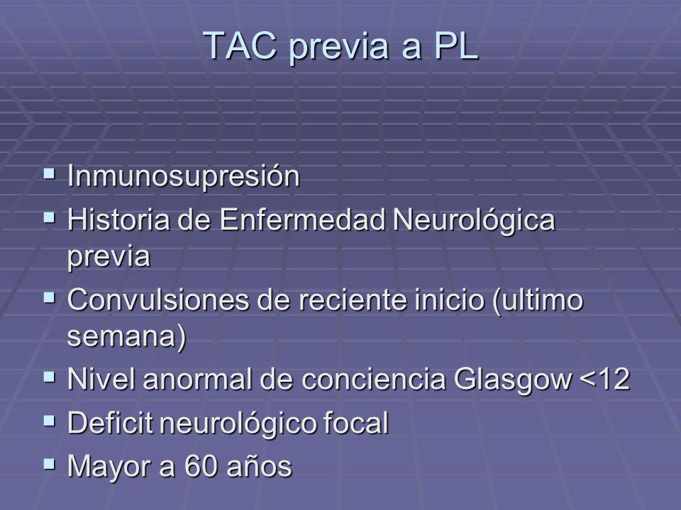 TAC previa a PL Inmunosupresión