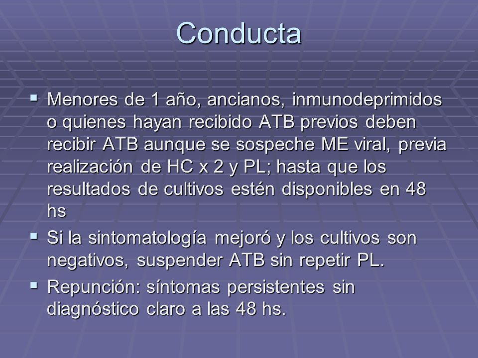 Conducta