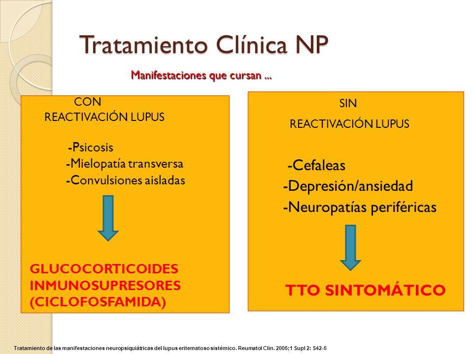 Tratamiento Clínica NP