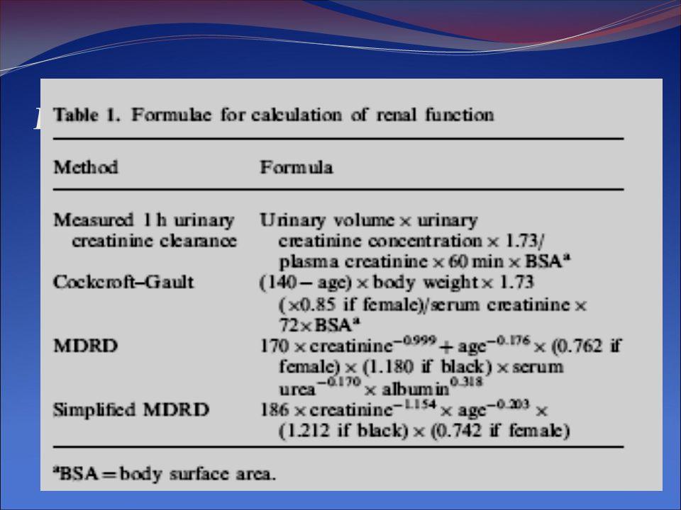 Función Renal en Pacientes Críticos