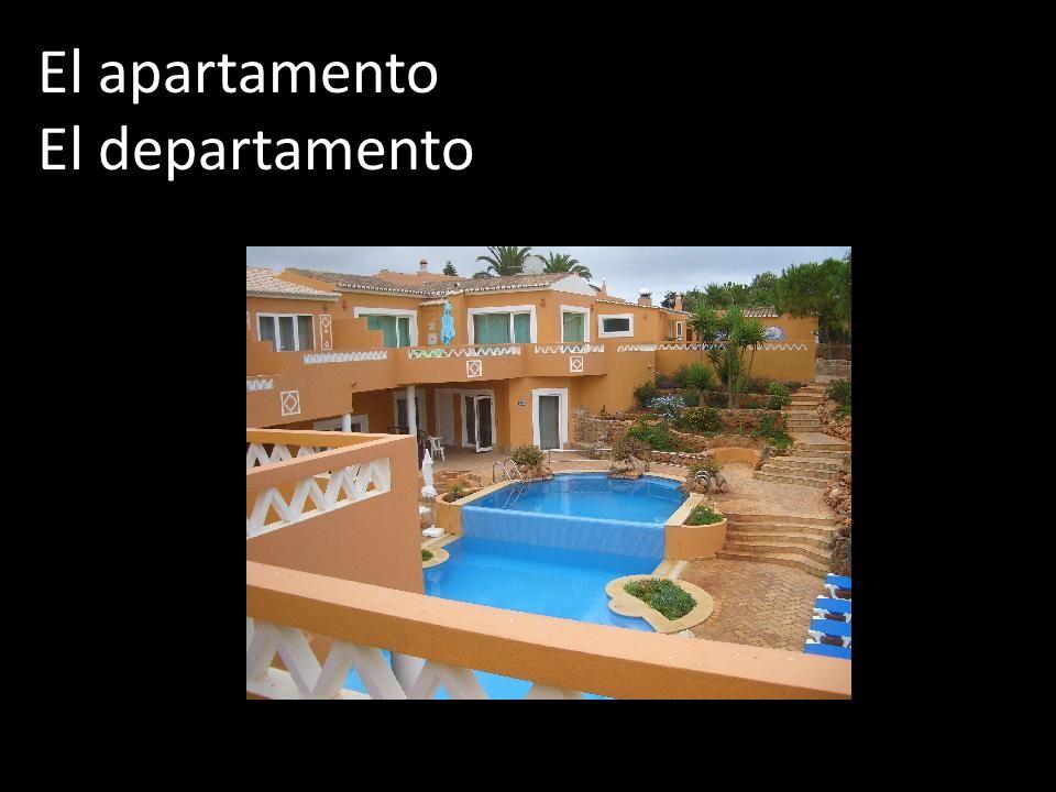 El apartamento El departamento