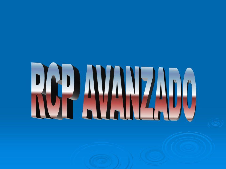 RCP AVANZADO