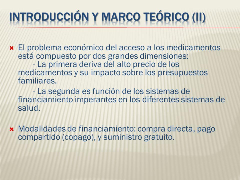 Introducción y marco teórico (II)